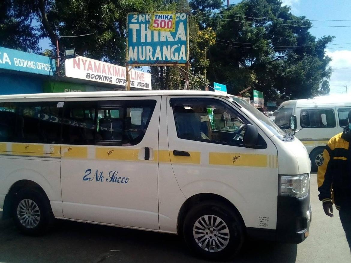 Matatus back to Nakuru CBD following conservatory court orders