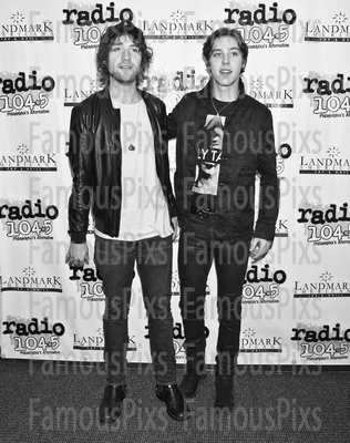 FamousPix: 10/21/2016 - Catfish and the Bottlemen Visit Radio 1045 &emdash; Catfish and the Bottlemen