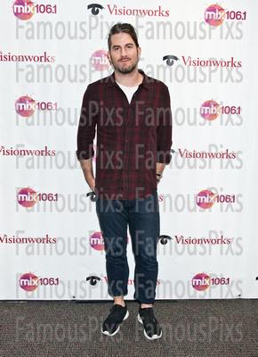 FamousPix: 09/30/2015 - Matt Nathanson Visits Mix 106 &emdash; Matt Nathanson