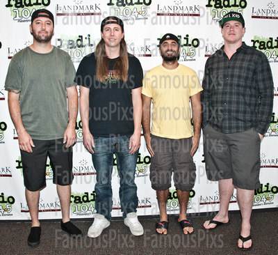 FamousPix: 06/10/2016 - Rebelution Visit Radio 1045 &emdash; Rebelution