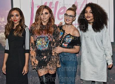 FamousPix: 03/01/2017 - Little Mix CD Signing &emdash; Little Mix