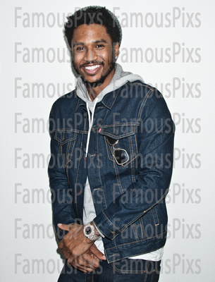 "FamousPix: 02/22/2017 - Trey Songz ""Tremaine"" CD Listening Party &emdash; Trey Songz"