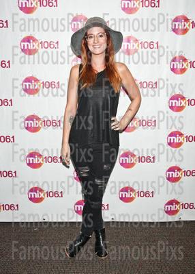 FamousPix: 06/30/2015 - Ingrid Michaelson Performs at Mix 106 &emdash; Ingrid Michaelson