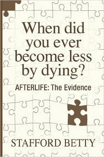 an analysis of death and afterlife Reading is a vital part of spiritual and afterlife research there are books that detail compelling personal experiences such as near-death experiences, books claiming authorship directly from the world of spirit through automatic writing or the recorded words of trance channels, books about out-of body experiences, past-life research, consciousness studies, mediumship experiences and .