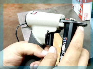 Porter-Cable US58 Upholstery Stapler Review