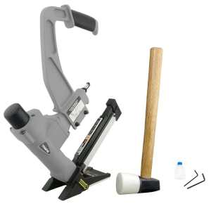 Hardwood floor nail gun