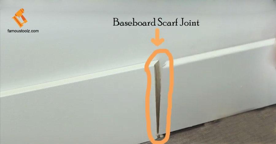 Baseboard Scarf Joint-Famoustoolz