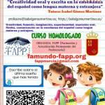 Creatividad oral y escrita en la enseñanza del español como lengua materna y extranjera