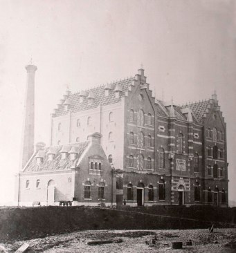 Heineken's first Steam brewery