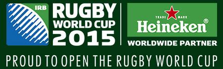 Heineken Rugby Worldcup Sponsor