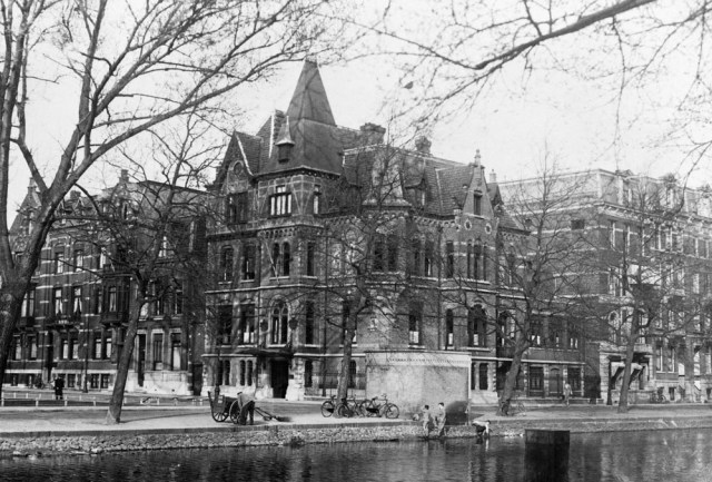Heineken headquarters since 1924