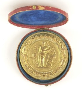 Medaille d'Or Paris 1875