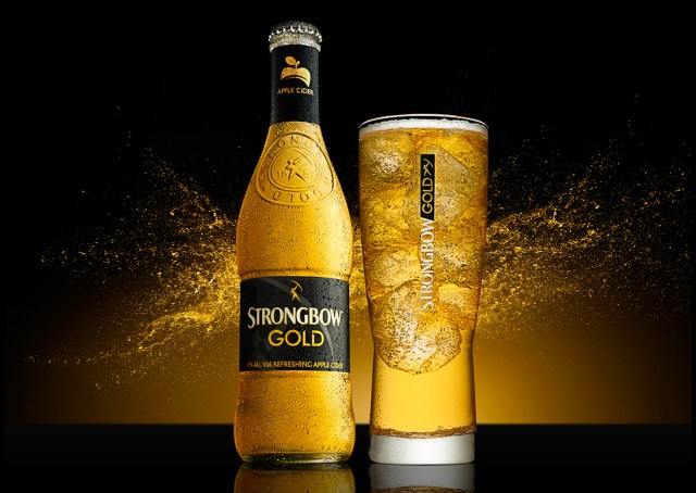 StrongBow Goes Global!