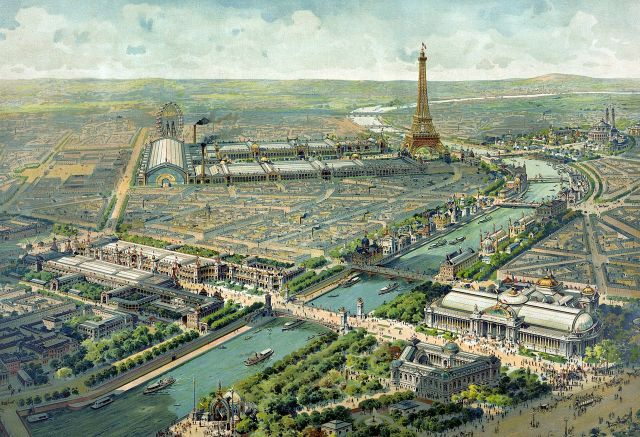 The Exposition Universelle of 1900