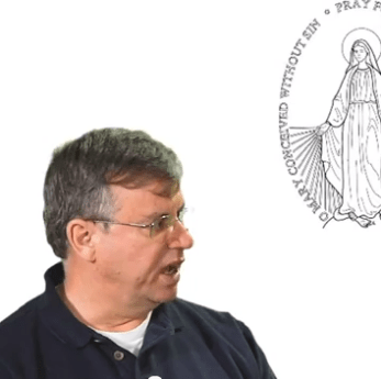 Vincentian Family leader shares his vocation story