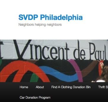 Philadelphia –  City of Vincentian Murals?