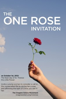 One Sister can change the world – Looking for Roses