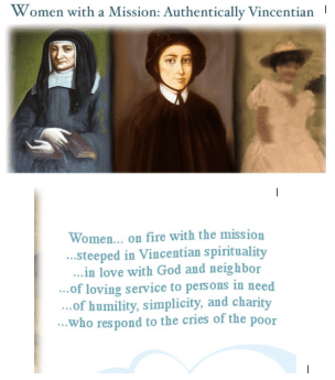 Vincentian Women – Women of Mission