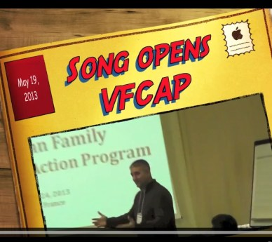 Singing with the Stars – VFCAP
