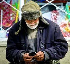 technology - homeless