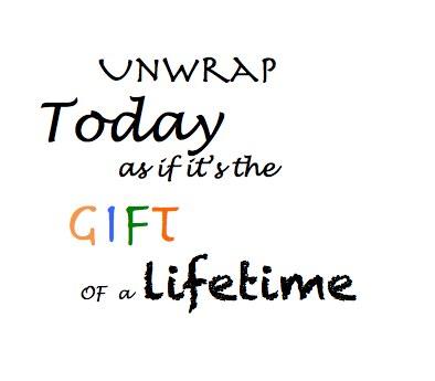unwrap today