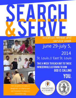 """""""Search and Serve"""""""