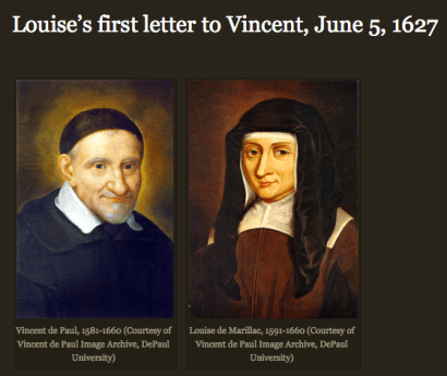 From the Archives – Louise's Pentecost writings