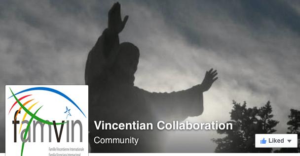 Vincentian Collaboration Facebook