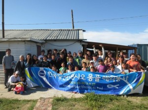 Vincentian Family seeds planted in Mongolia