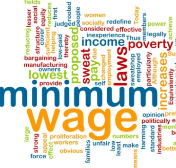 Hear the one about 3 politicians on minimum wage?