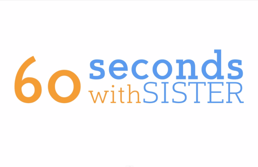 60 seconds with a Sister – Honora Remes