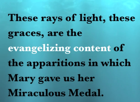 Reflecting on Evangelization: International Association of the Miraculous Medal