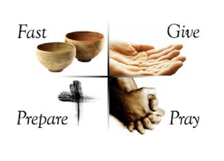 Marked with Ashes – Fr. Pat Griffin, CM
