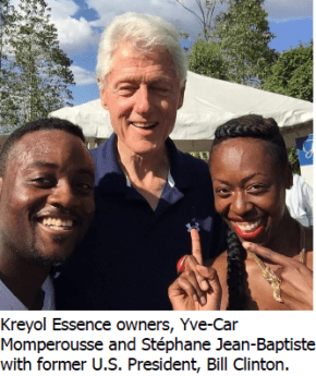 Vincentian Family program recognized by Bill Clinton