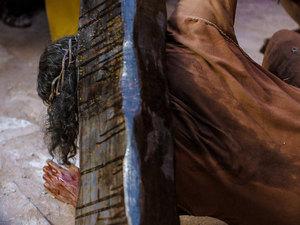Vatican Way of the Cross 2015