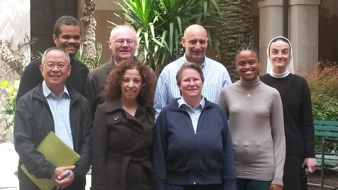 Vincentian Family Collaboration Commission Meets