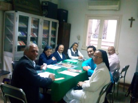 After effects of Vincentian Family meeting in Egypt