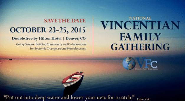 Vincentian Family Gathering Denver speakers