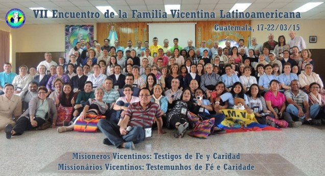 Commitments of the Vincentian Family in Latin America