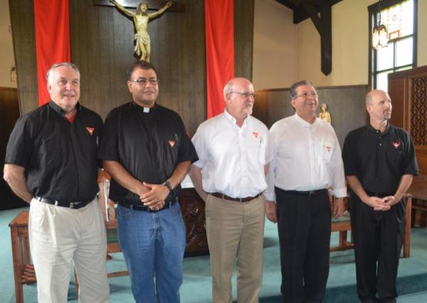 Missionary servants 2015
