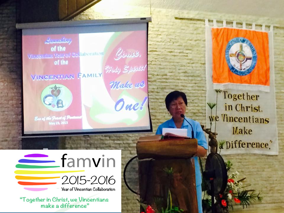 """Celebrate: Vincentian Family Philippines launches the """"Year of Collaboration"""""""
