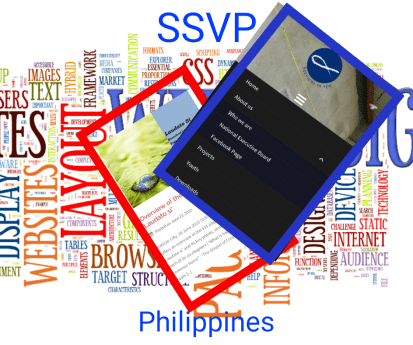 SSVP Philippines has a New Web Site!