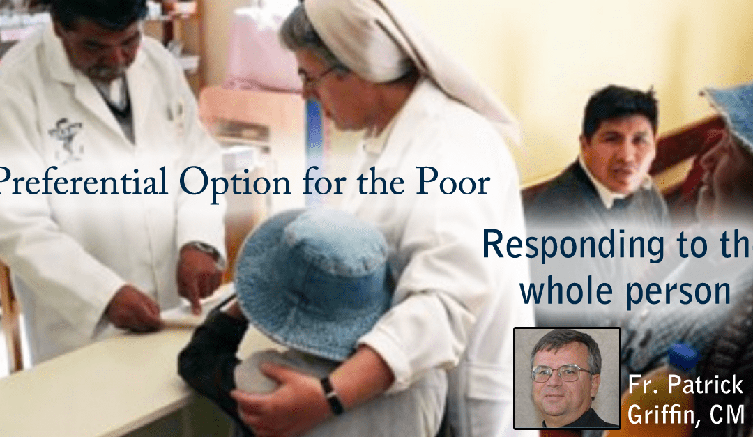 """Laudato Si and the """"Preferential Option for the Poor"""""""