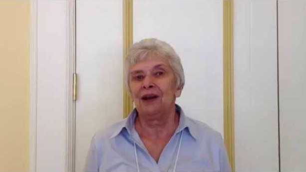 60 Seconds with Sister Maura Hobart
