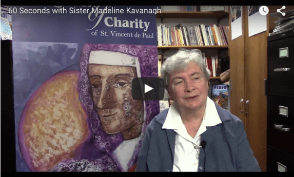 60 seconds with Sister Madeline Kavanagh