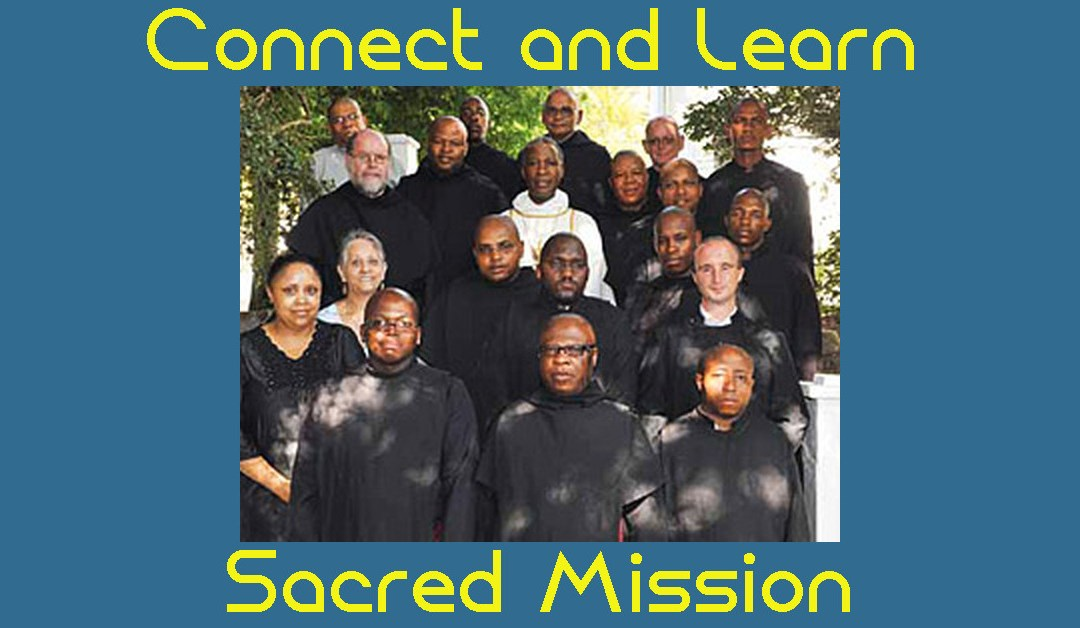 Connect and Learn: Society of the Sacred Mission