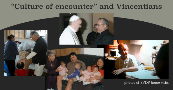 Culture of encounter and Vincentians