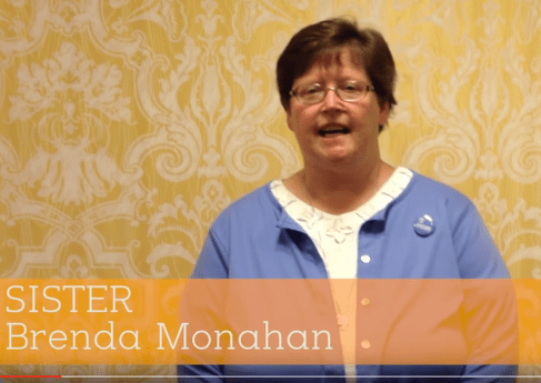 60 Seconds with Sister Brenda Monahan
