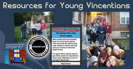 I Refuse – Vincentian Resources for Youth and Young Adults