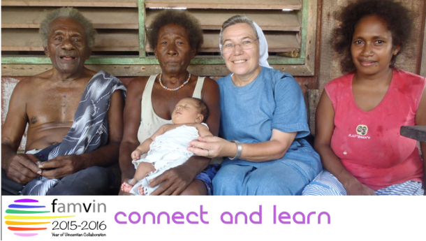 Connect and Learn: Sisters of Charity – Zagreb